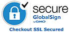GlobalSign Checkout SSL Secured